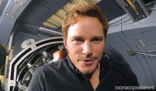 Крис Прэтт устроил сюрприз для маленьких фанатов «Стражей Галактики»
