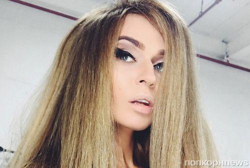 Алена Водонаева сменила имидж и стала блондинкой