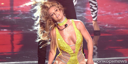 Обиженная Бритни Спирс поклялась больше не выступать на MTV VMA