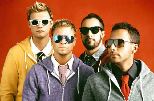Выступление Backstreet boys на Early Show