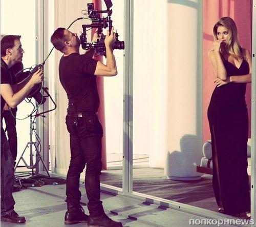 Даутцен Крез стала лицом парфюма от Calvin Klein