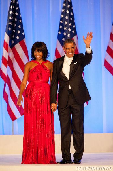 Звезды на инаугурации президента Барака Обамы