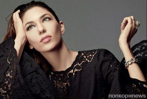 София Коппола в журнале Vogue Италия. Февраль 2014