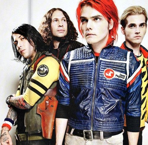 ���� My Chemical Romance - Planetary GO!