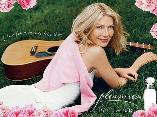 Гвинет Пэлтроу в рекламе Estee Lauder
