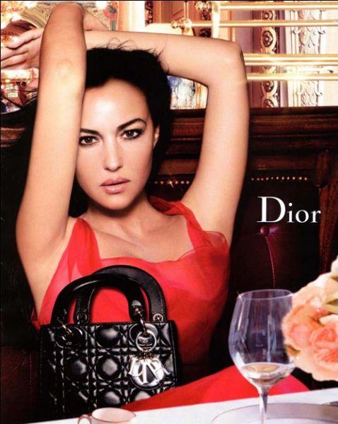 Моника Беллучи для Dior