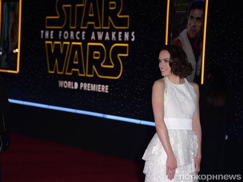 Мировая премьера фильма «Звездные войны: Пробуждение силы» в Голливуде