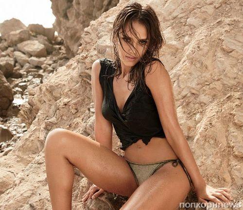 Джессика Альба в журнале Maxim. Сентябрь2014