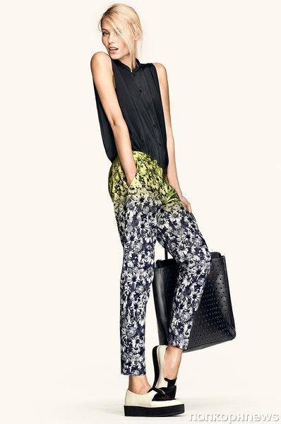 Новый лукбук H&M Trend. Весна 2012