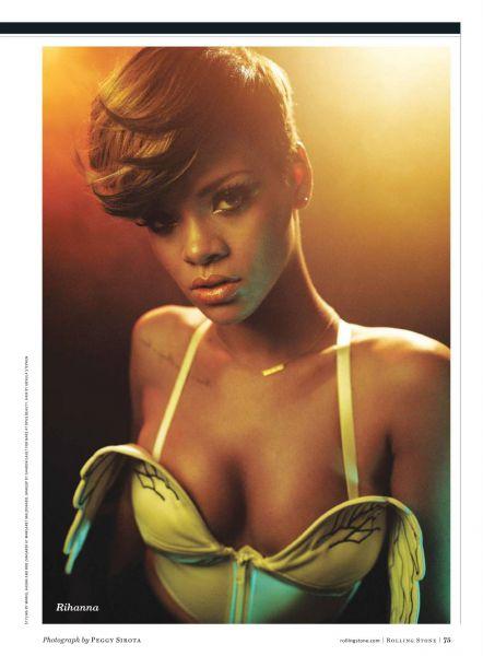 Молодые поп-дивы в журнале Rolling Stone. Апрель 2010