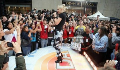 ������ NO DOUBT �� TODAY Show
