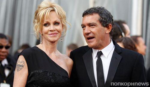 Антонио Бандерас и Мелани Гриффит официально развелись