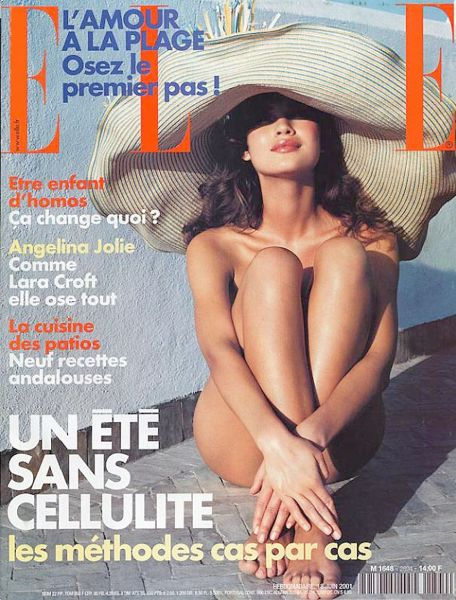 Ольга Куриленко в Elle Франция