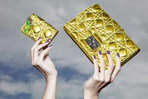 Новая коллекция сумок Christian Dior от Ансельма Рейле