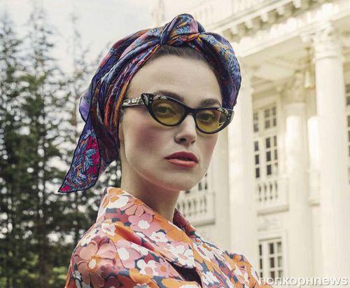 Кира Найтли снялась в фотосессии для итальянского Vogue (апрель 2017)