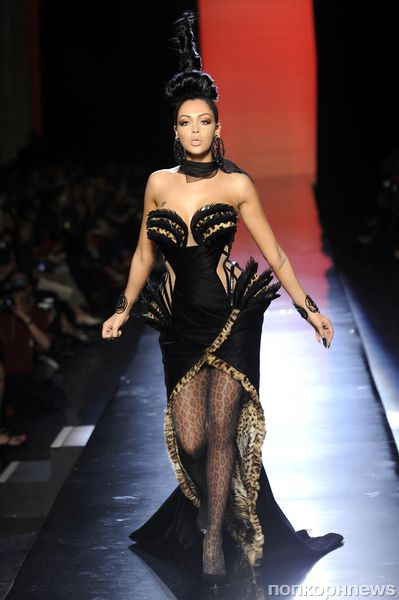 Модный показ Jean Paul Gaultier Haute Couture. Осень / зима 2013