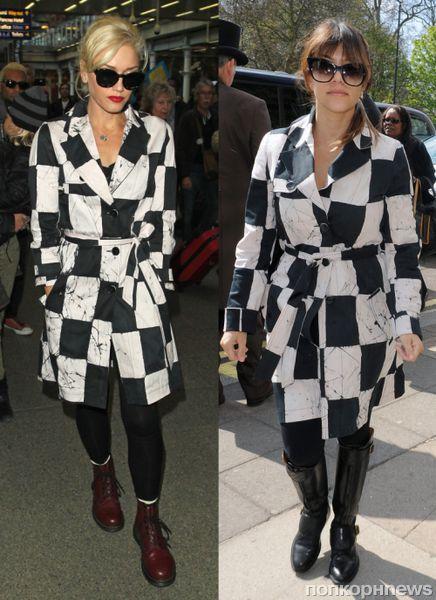 Fashion battle: Гвен Стефани и Кортни Кардашян