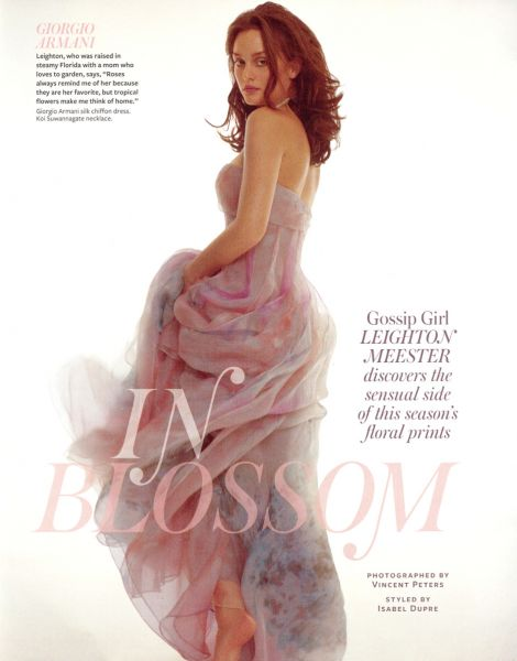 ������ ������ � ������� InStyle. ���� 2009