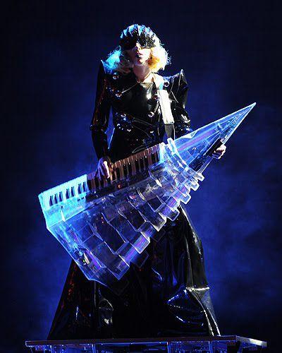 Muse и Lady GaGa споют дуэтом?