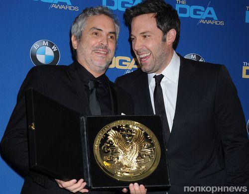 Звезды на премии Гильдии режиссеров Америки