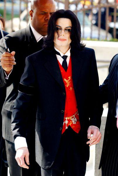 У Майкла Джексона есть 18-летний сын?