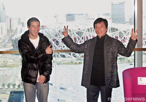 Сын Джеки Чана арестован в Пекине