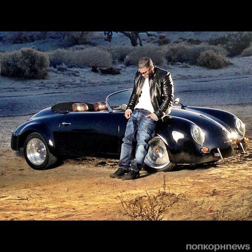 """����� ���� Nelly �� ����� """"Hey Porsche"""""""
