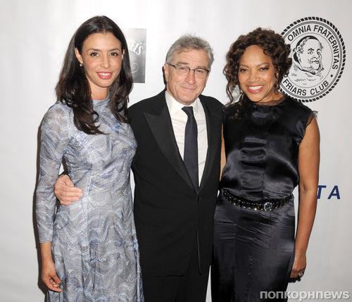 Звезды на званом вечере Friars Foundation Gala в Нью-Йорке