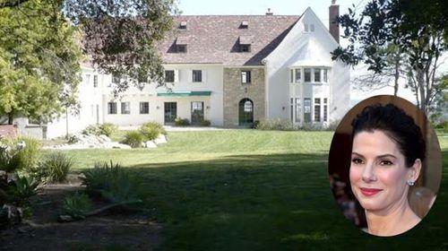 Сандра Буллок купила особняк за 23 миллиона долларов