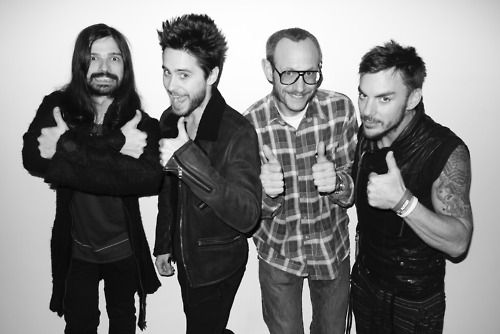 30 Seconds to Mars ������� ����� ����������