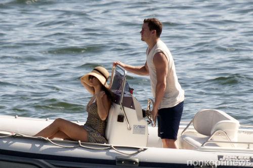 Джордж Клуни пригласил Чэннинга Тэтума с женой на озеро Комо
