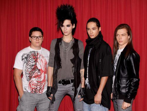 Презентация нового альбома группы Tokio Hotel