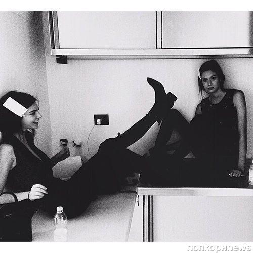 Кендалл Дженнер ответила своим завистиникам фото в Instagram