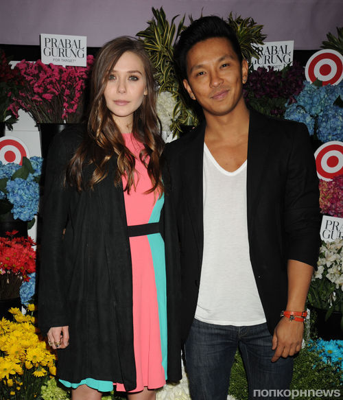 Звезды на вечеринке Prabal Gurung for Target