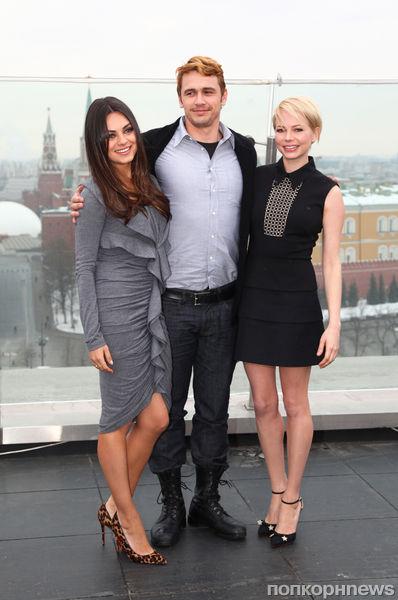 Фотоколл фильма «Оз: Великий и Ужасный» в Москве