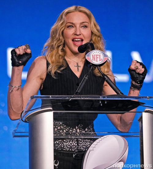 Мадонна встала на защиту геев Санкт-Петербурга