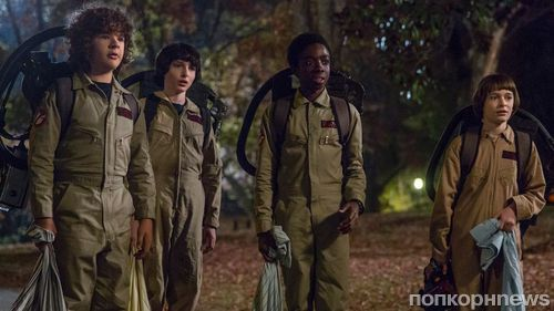 В 3 сезоне «Очень странных дел» будет 8 серий