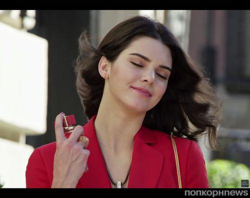 Кендалл Дженнер снялась в рекламе нового аромата Estee Lauder
