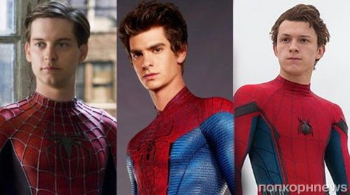 Том Холланд рассказал, чем его Человек-паук отличается от предыдущих версий супергероя