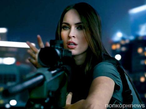 """Видео: Меган Фокс в трейлере игры """"Call of Duty: Ghosts"""""""