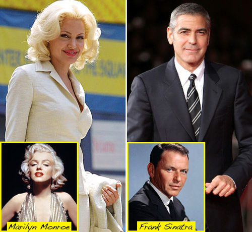 Анджелина Джоли и Джордж Клуни снимутся вместе?