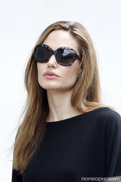 Анджелина Джоли собиралась дать откровенное интервью NBC