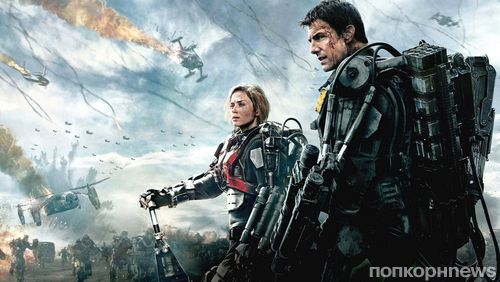 Эмили Блант и Том Круз вернутся в «Грань будущего 2»