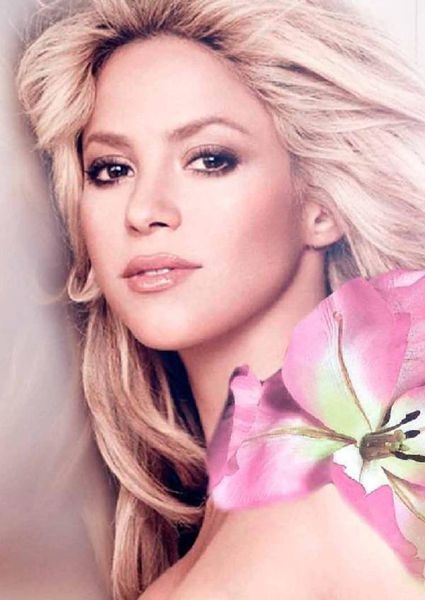 Новый аромат от Шакиры «S» by Shakira Eau Florale