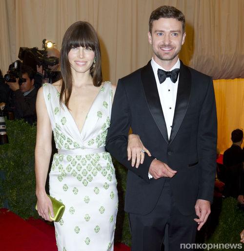 Джастин Тимберлейк и Джессика Бил поженятся в Италии?