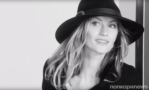 Видео: Жизель Бюндхен танцует в первой в истории видео рекламе Stuart Weitzman