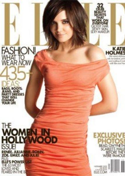 Журнал Elle. Ноябрь 2009: Женщины в Голливуде