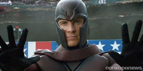В «Люди Икс: Темный феникс» покажут Геношу и новый костюм Магнето