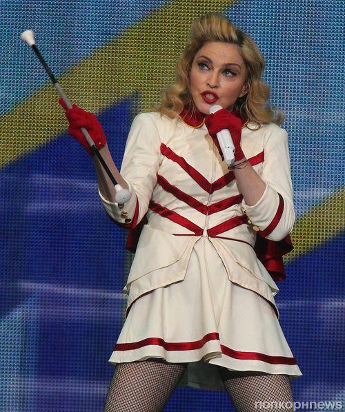 Мадонна обещала спеть с Lady GaGa