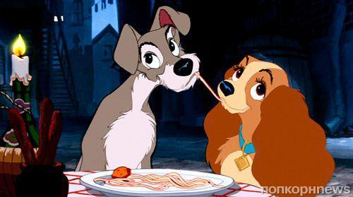 Disney переснимет культовый мультфильм «Леди и Бродяга» с живыми актерами